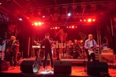 Band, Scene, Lys og Lyd