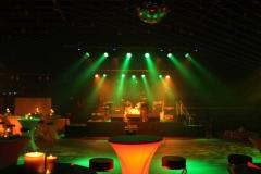 Zonic Music -  Firmafest Belysning