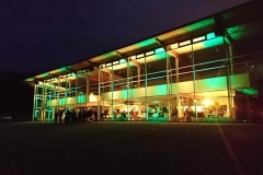 Zonic Music -  Klampenborg Gallopbane Udendørs LED