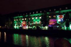 Zonic Music - Led Grøn Belysning - Udendørs