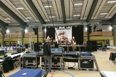 Zonic Music - Opstilling til Koncert
