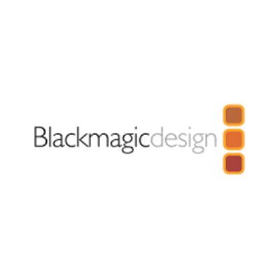 Vi bruger udstyr fra BlackMagicDesign