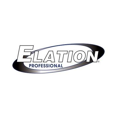 Vi bruger udstyr fra Elation Professional