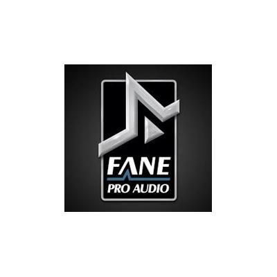 Vi bruger udstyr fra Fane Pro Audio