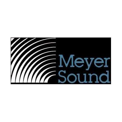 Vi bruger udstyr fra Meyer Sound