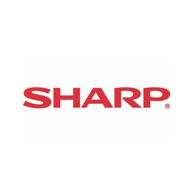 Vi bruger udstyr fra Sharp